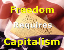 Freedom of Capitalist beliefs